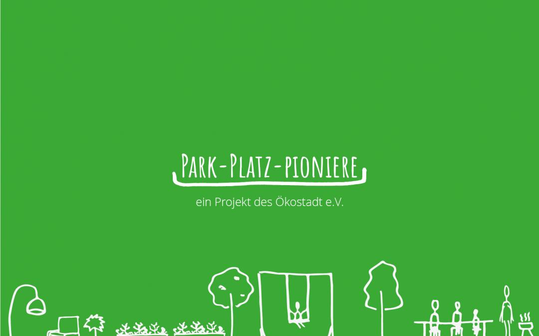 Neues Projekt: Park-Platz-Pioniere