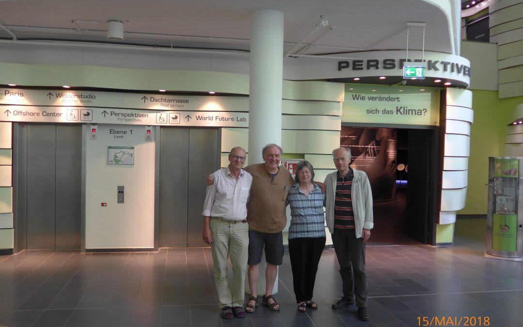 teilSolar: Exkursion Klimahaus Bremerhaven